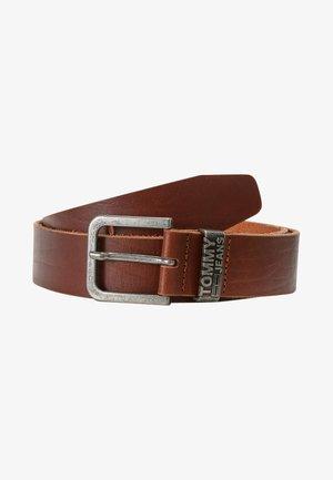 LOOP BELT - Cintura - brown