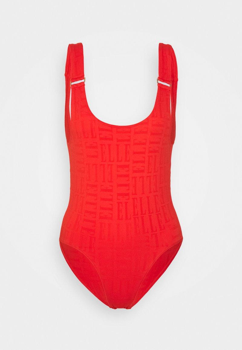 ELLE - Body - red