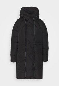 VICAMISA COAT - Płaszcz puchowy - black