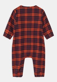 TINYCOTTONS - CHECK UNISEX - Overal - navy/red - 1
