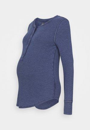 RELAX - Long sleeved top - elysian blue
