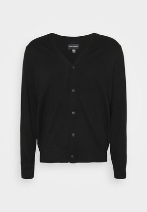 RESPONSIBLE CARDIGAN - Cardigan - black