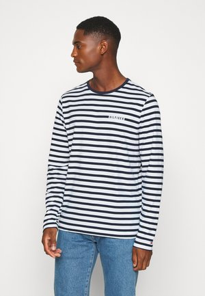 BRETON STRIPE TEE - Long sleeved top - blue