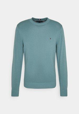 ULTRA LIGHTWEIGHT CREW NECK - Strickpullover - lofty blue