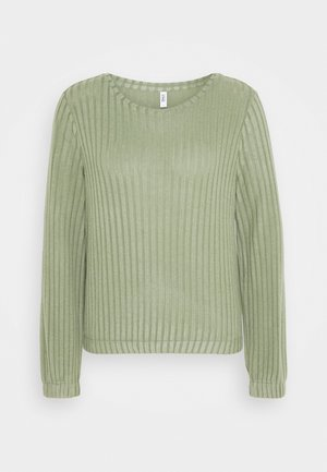 ONLVICKIE TOP - Jumper - sea spray