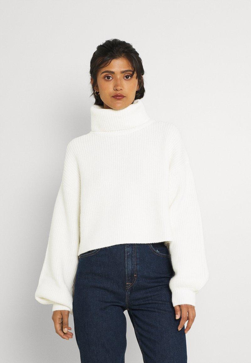 Monki - BILBA  - Jumper - off white