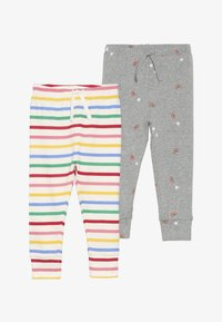 GAP - BABY 2 PACK - Pantalones - ivory frost - 3