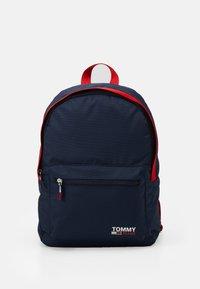 Tommy Jeans - CAMPUS MED DOME BACKPACK - Rucksack - blue - 0