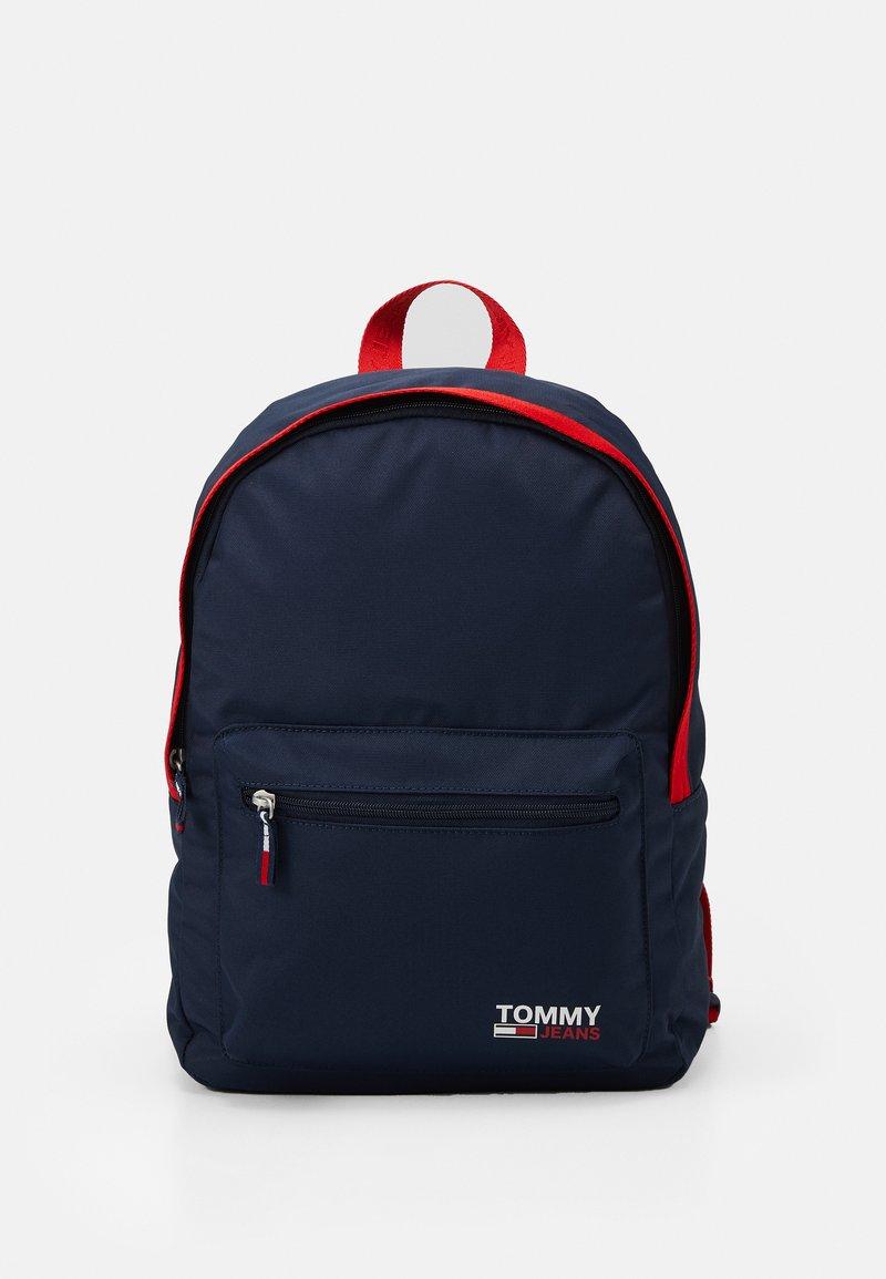 Tommy Jeans - CAMPUS MED DOME BACKPACK - Rucksack - blue