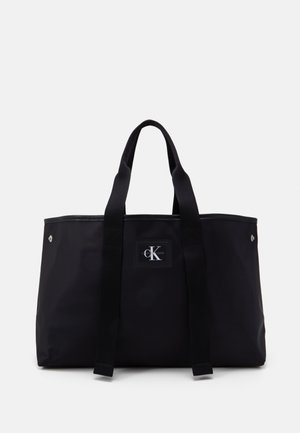 SHOPPER - Shopping bags - black