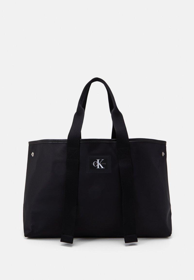 Calvin Klein Jeans - SHOPPER - Cabas - black