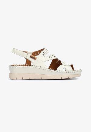 ALTEA  - Wedge sandals - nata