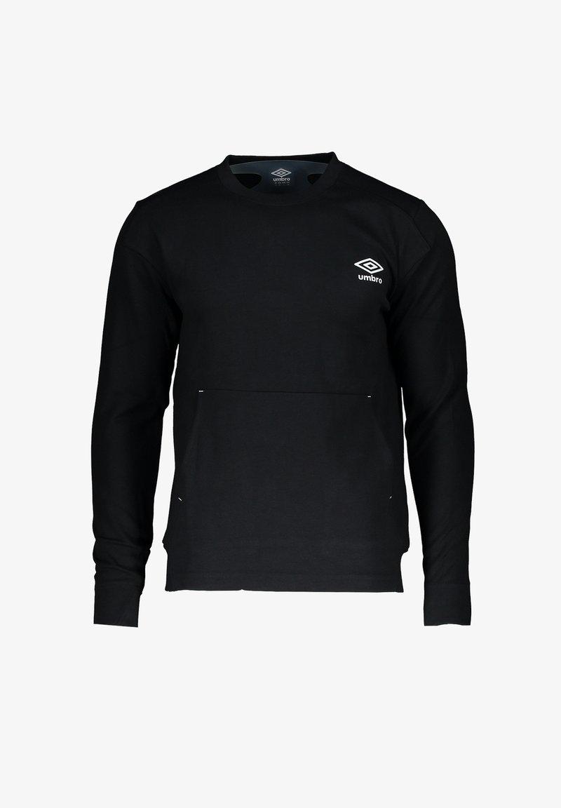 Umbro - Sweatshirt - schwarz