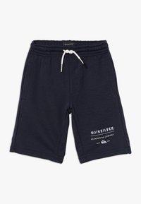 Quiksilver - EASY DAY TRACK  - Verryttelyhousut - navy blazer - 0