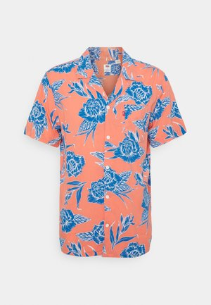 CLASSIC CAMPER UNISEX - Camicia - yellows/oranges