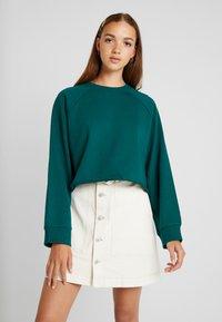 Monki - ESTRID - Sweatshirt - dark green - 0