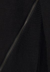 Supermom - CARDIGAN ZIP - Strikjakke /Cardigans - black - 2