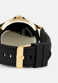 Pier One - WATCH NECKLACES GIFT SET - Horloge - black/gold-coloured - 1