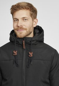 INDICODE JEANS - HANNIBAL - Winter jacket - charcoal mix - 3