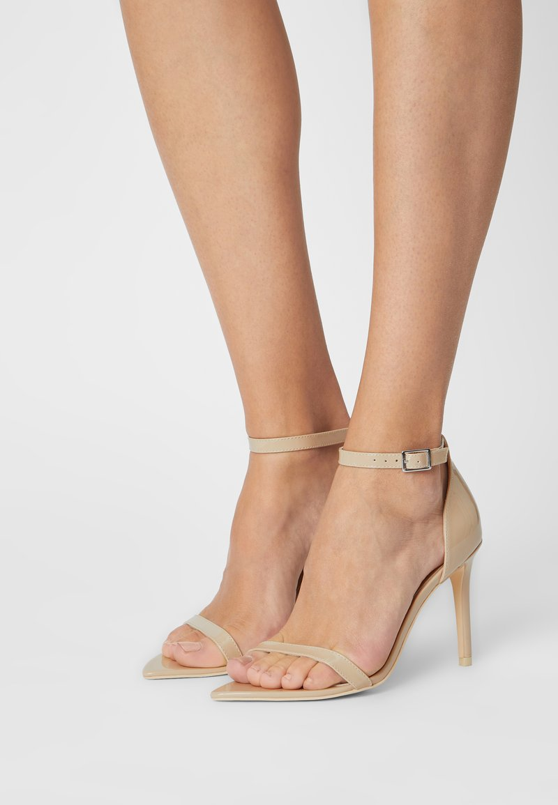 Nly by Nelly - PRETTY PERFECT - Sandals - beige