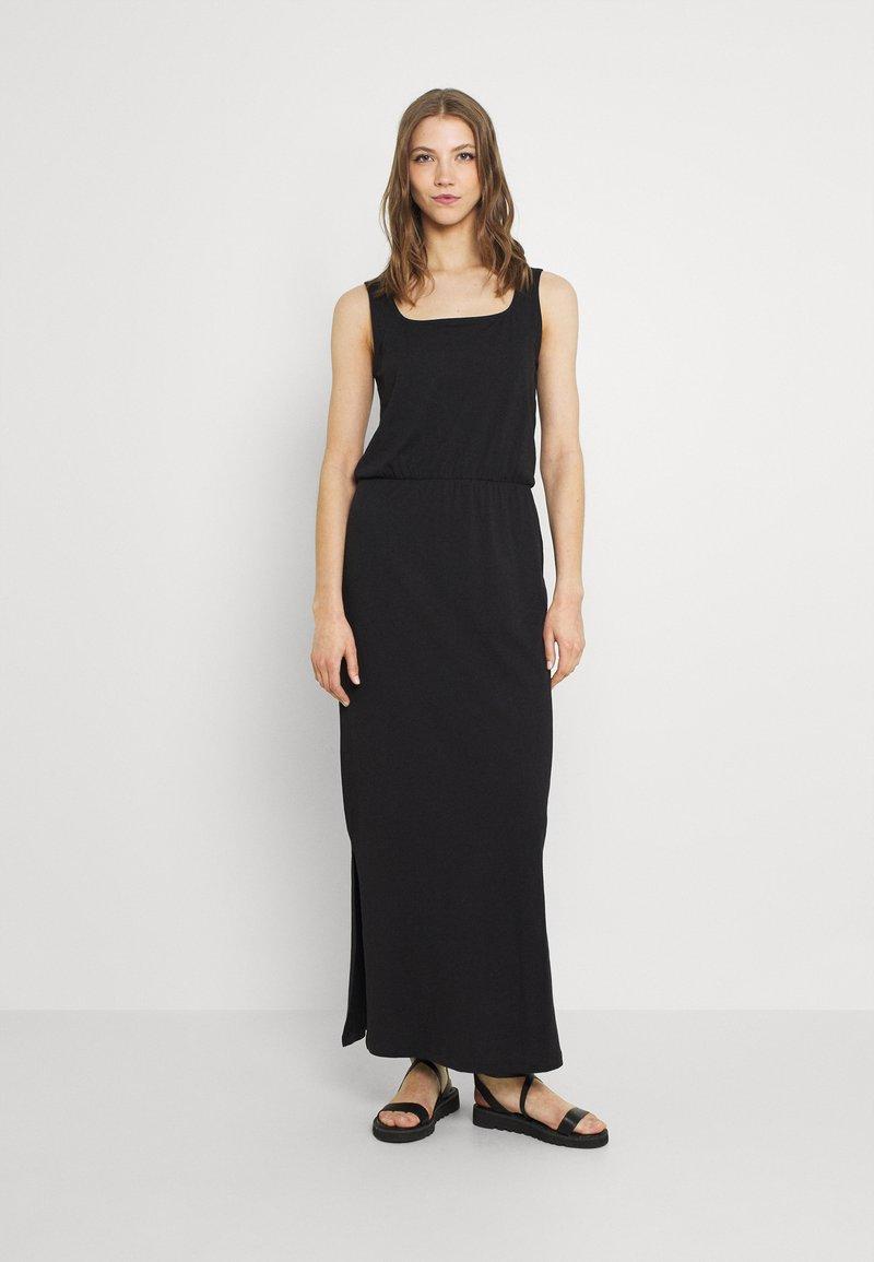 Vero Moda - VMADAREBECCA ANKLE DRESS - Maxi dress - black