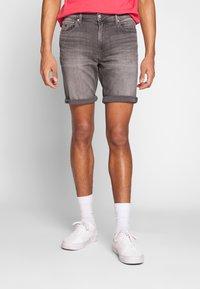 Calvin Klein Jeans - Jeansshort - light grey - 0