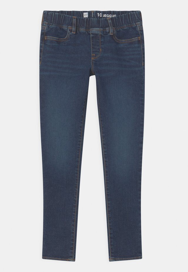 GIRL BASIC - Jeans Skinny Fit - dark wash