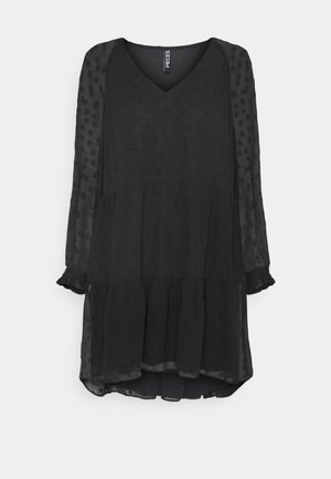 PCNUTSI DRESS - Kjole - black