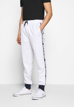 Tracksuit bottoms - pure white