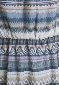 ONLY - ONLASIA LIFE DRESS - Maxi dress - faded denim/desert flower - 2