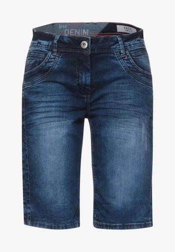 Denim shorts - m blue denim