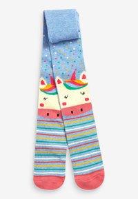 Next - 3 PACK UNICORN CHARACTER - Over-the-knee socks - multi coloured - 3
