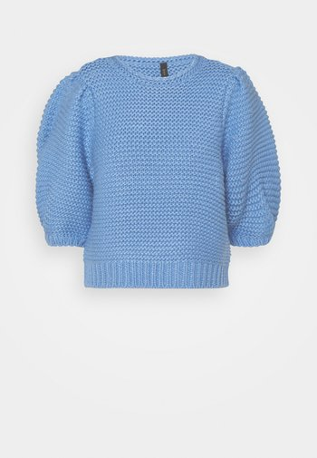 YASNOMA - Jumper - cornflower blue