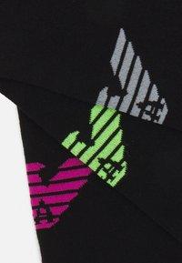 Emporio Armani - IN SHOE SOCKS 3 PACK - Socks - nero - 1