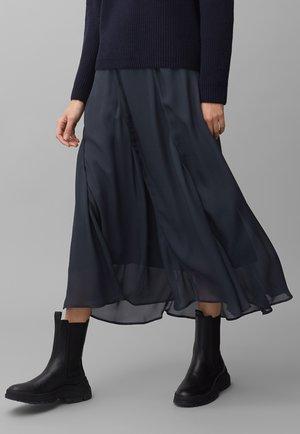 Maxi skirt - dark night