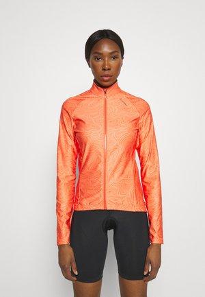 BIKE HOTBOND - Treningsjakke - orange
