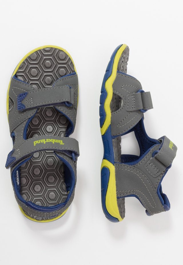 ADVENTURE SEEKER 2 STRAP - Outdoorsandalen - dark grey