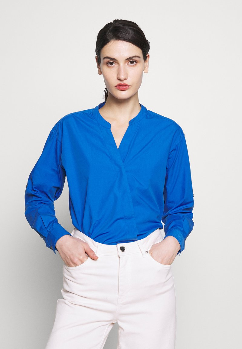 CLOSED - BLANCHE - Blouse - bluebird