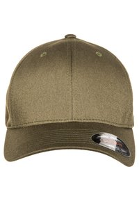 Flexfit - COMBED - Caps - olive - 3