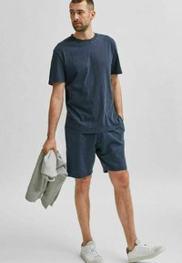 Selected Homme - Shorts - sky captain - 3
