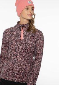 Protest - Fleece jumper - think pink - 8