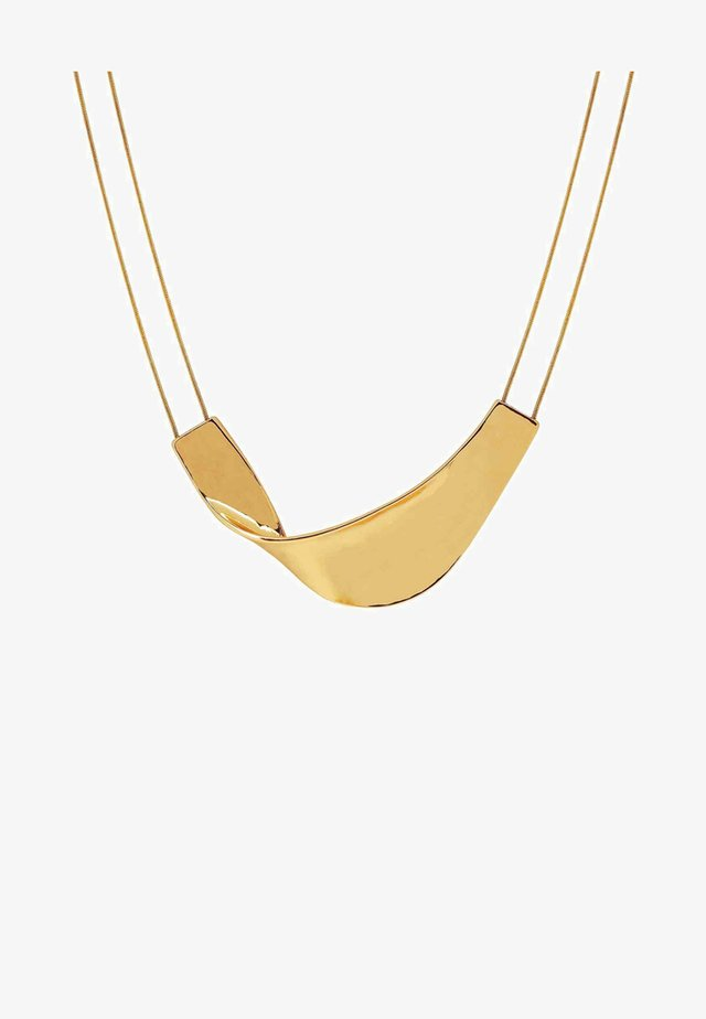WAVE - Halsband - gold-coloured