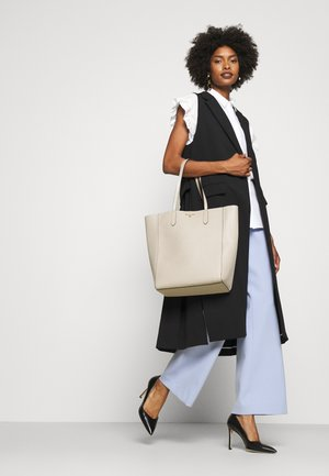 SINCLAIR SHOPPER TOTE - Shopping bag - light sand