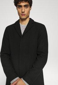 Selected Homme - SLHHAGEN  COAT  - Classic coat - black - 5