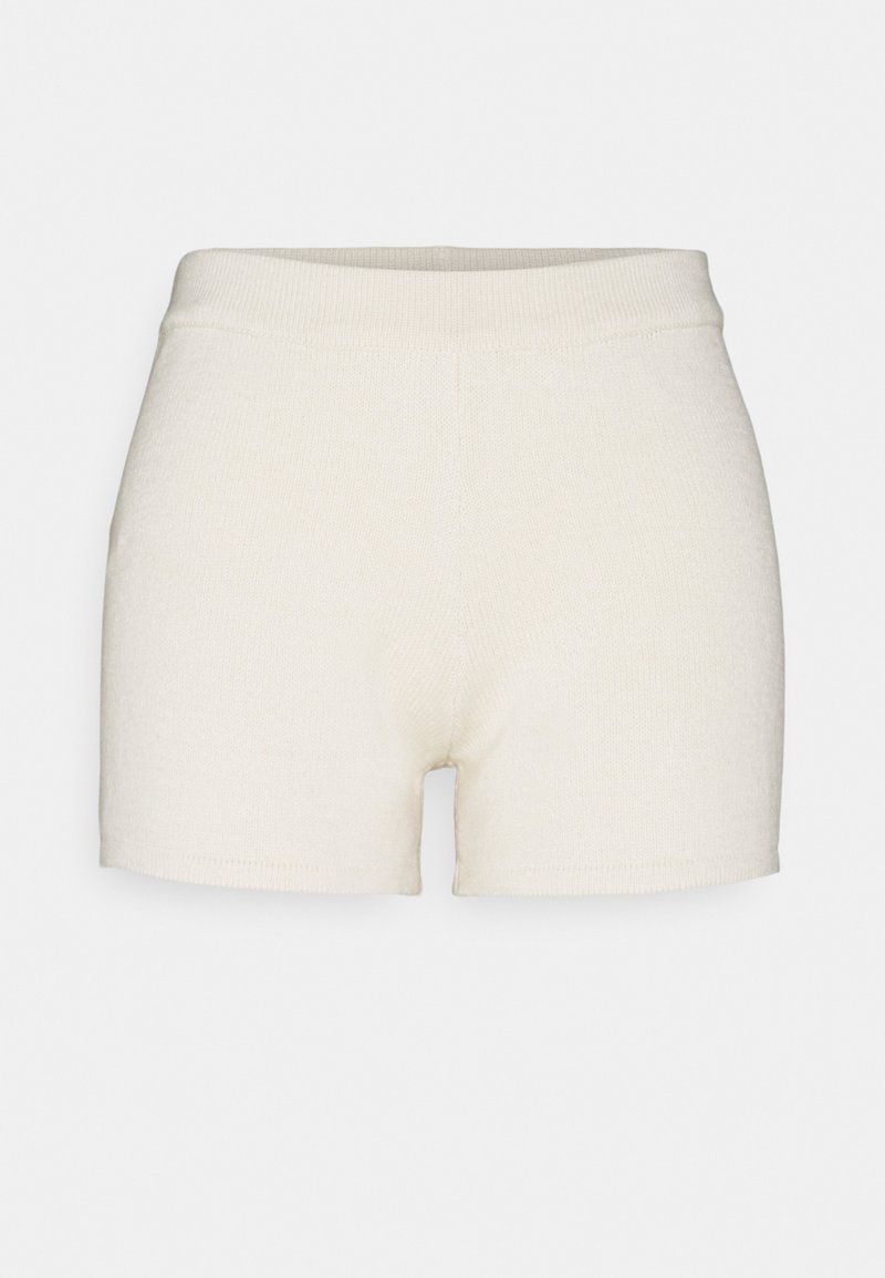 Pieces - PCTRINA - Shorts - buttercream