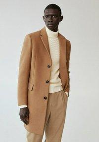 Mango - ARIZONA - Classic coat - mittelbraun - 0