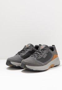 Skechers Performance - GO WALK OUTDOORS MINSI - Chaussures de course - grey - 2