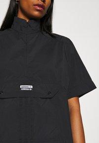 adidas Originals - DRESS - Shirt dress - black - 5