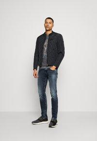 Replay - ANBASS BIO - Slim fit jeans - dark blue - 3