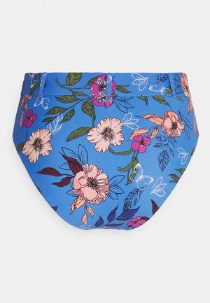 PANTS HIGH - Bikini bottoms - blue